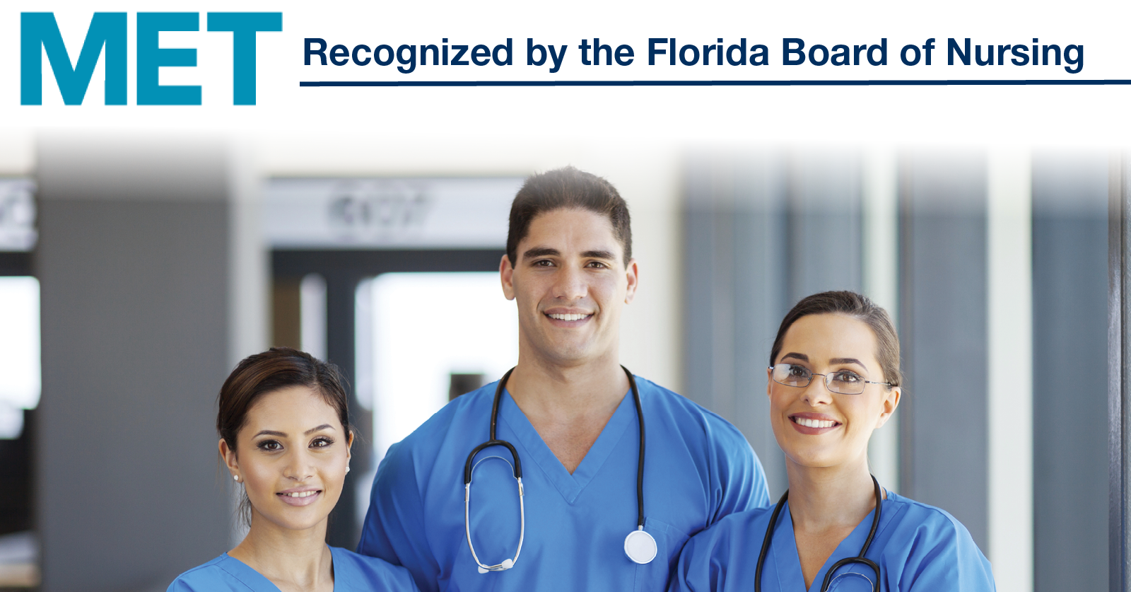 MET Recognized by the Florida Board of Nursing