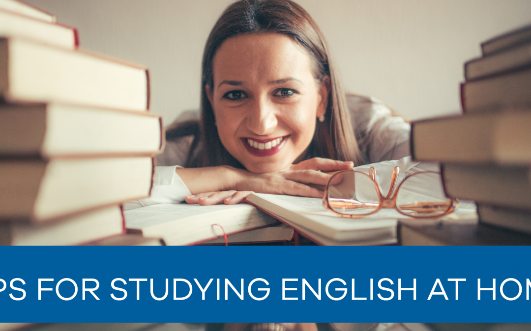 Tips for Studying English at Home