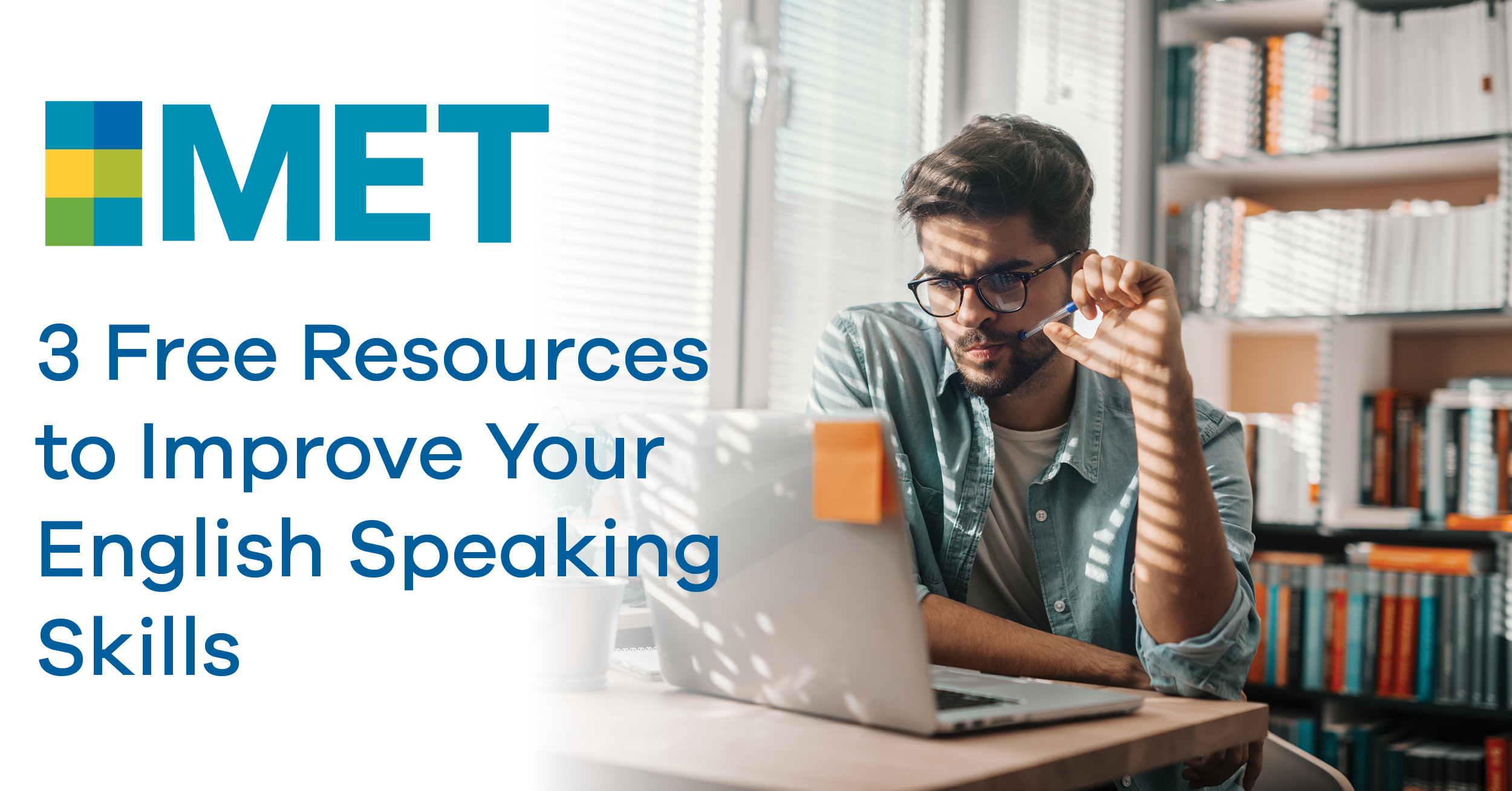 3 Free Resources to Improve Your English Speaking Skills